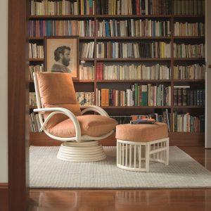 Ratanové obývací pokoje